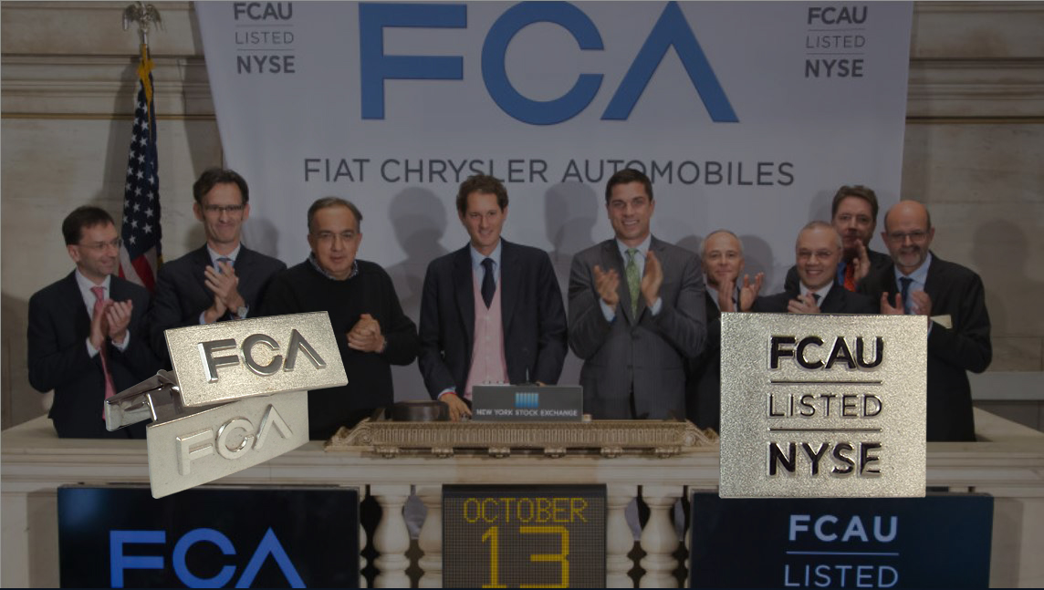 FCA IPO stock exchange dark