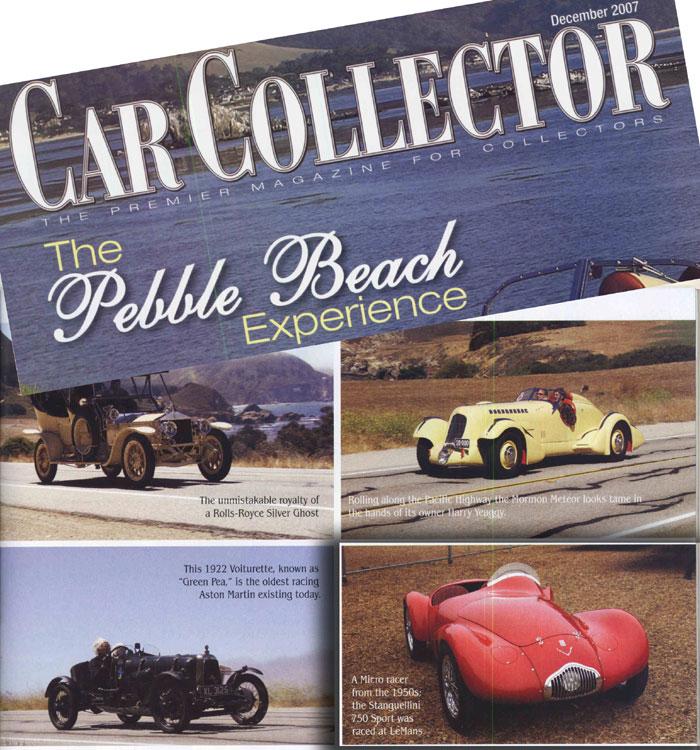Stang_Cover_CarCollector_Classic_Car_Emblem